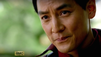 Daniel Wu Kicks Ass in Into the Badlands