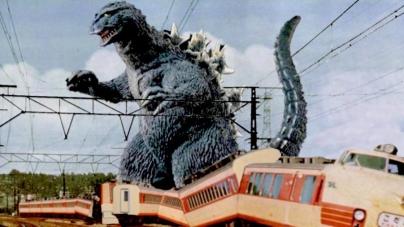 Oki Miyano's Godzilla