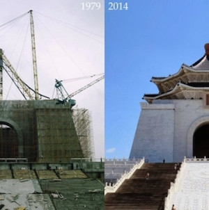 Taipei Then and Now
