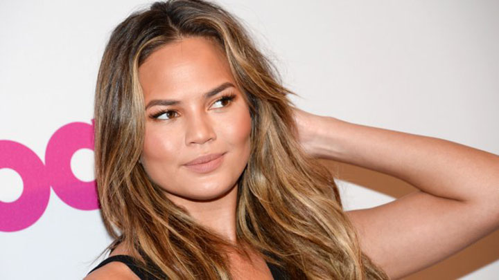 Feisty Chrissy Teigen Tells Her Twitter Followers to F#@k Off