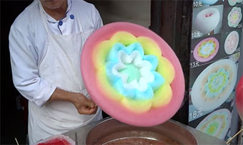 The Cotton Candy to End All Cotton Candy