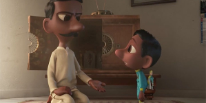 Pixar's New Short Features a Boy Named Sanjay