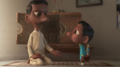 Pixar's New Short Features a Boy Named Sanjay