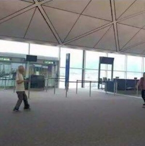 Airport Badminton