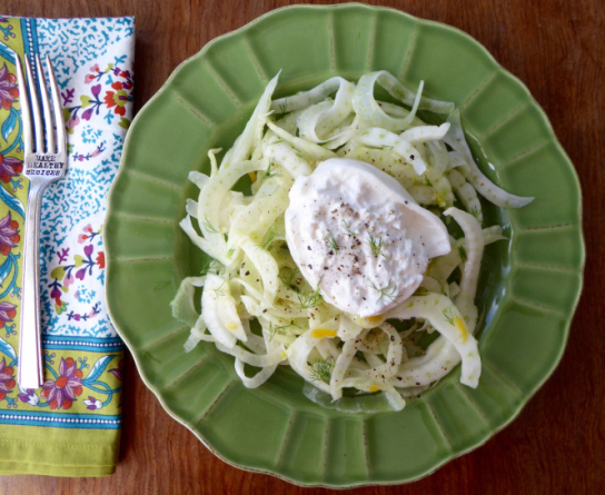 Hungry Empress' 2 Great Dishes with Fennel