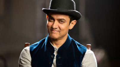 Kiss Or Slap Aamir Khan?