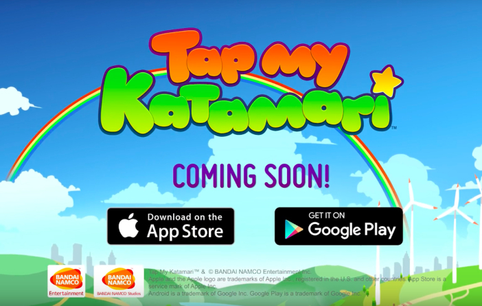 Tap My Katamari Will Arrive on Smartphones Soon