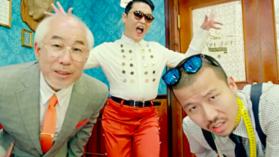 Psy's Crazy New MVs