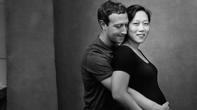 Mark Zuckerberg Is A Daddy