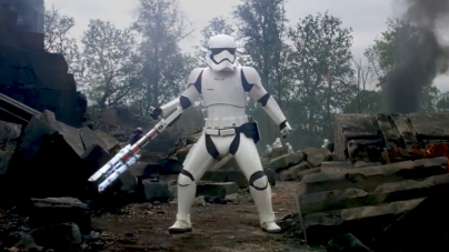 The Other Cool Stormtrooper