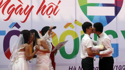 Vietnam Lifts Ban on LGBT Marriage