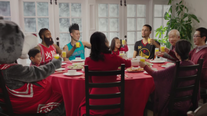 Lunar New Year with NBA Stars