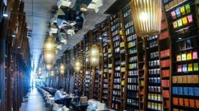 World's Most Beautiful Bookstore