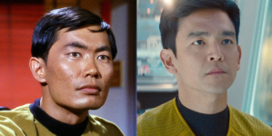 Sulu to Come Out