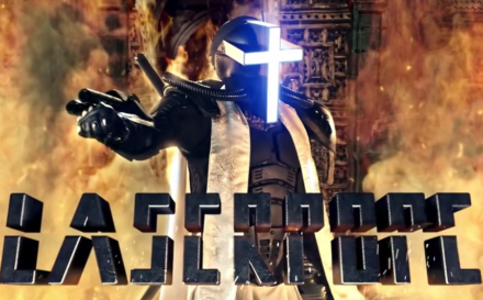 Are You Ready for Laserpope and Black Jesus?