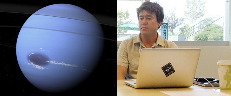 Exclusive: Through the Eyes of Asian American Planetary Scientist Michael Wong