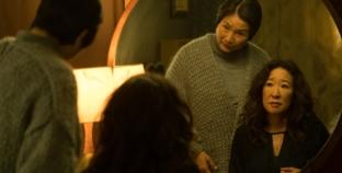 Mina Shum's Meditation Park Trailer