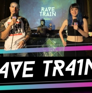 Rave Train by Producers Danny Ho & Mitchel Dumlao