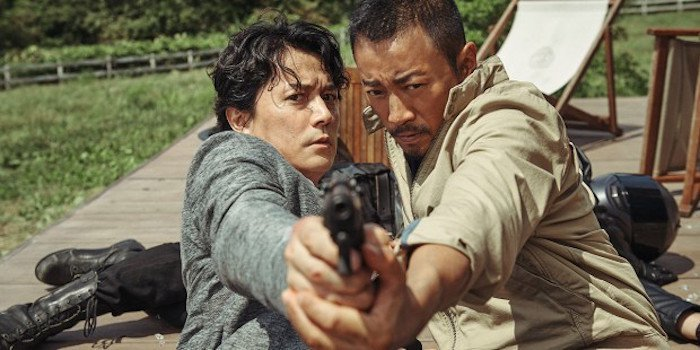 Manhunt is a Ghost of the John Woo We Knew