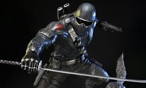 Is Snake Eyes (from G.I. Joe) Asian?