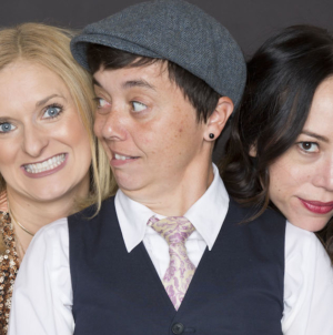 Three Brash Girls Riff on Sex, Love and Life in their New Comedy Special