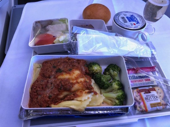 Worst Business Class Experience: Hong Kong Airlines