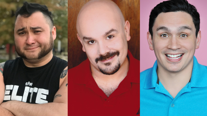 Three Gay Comedians on Making the First Gay Male Anthology Stand Up Comedy Special