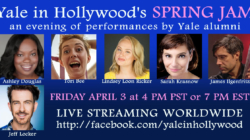 Yale in Hollywood Launches Facebook Page to Live Stream its Inaugural Spring Jam