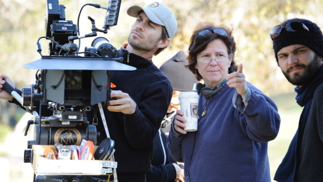 Pioneering Female Filmmaker Nicole Conn